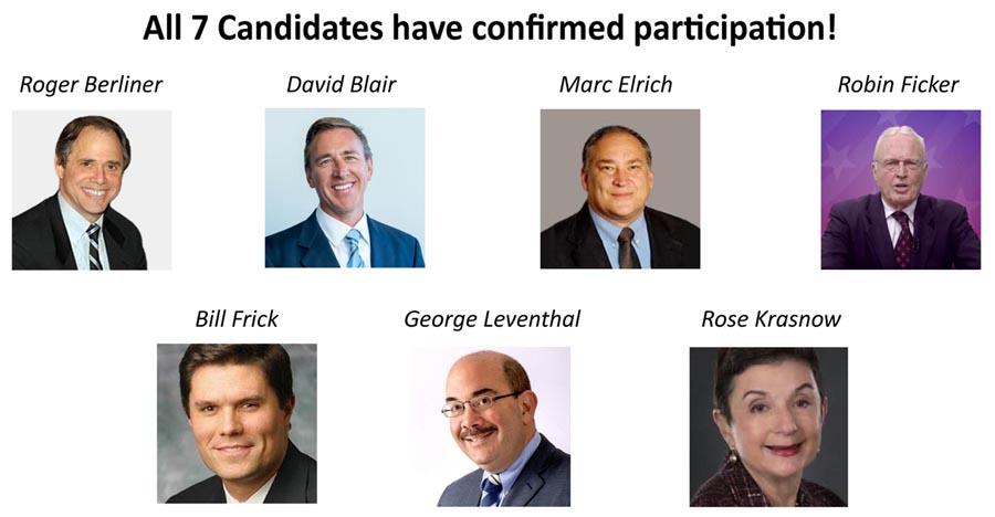 County Exec Candidates-2018